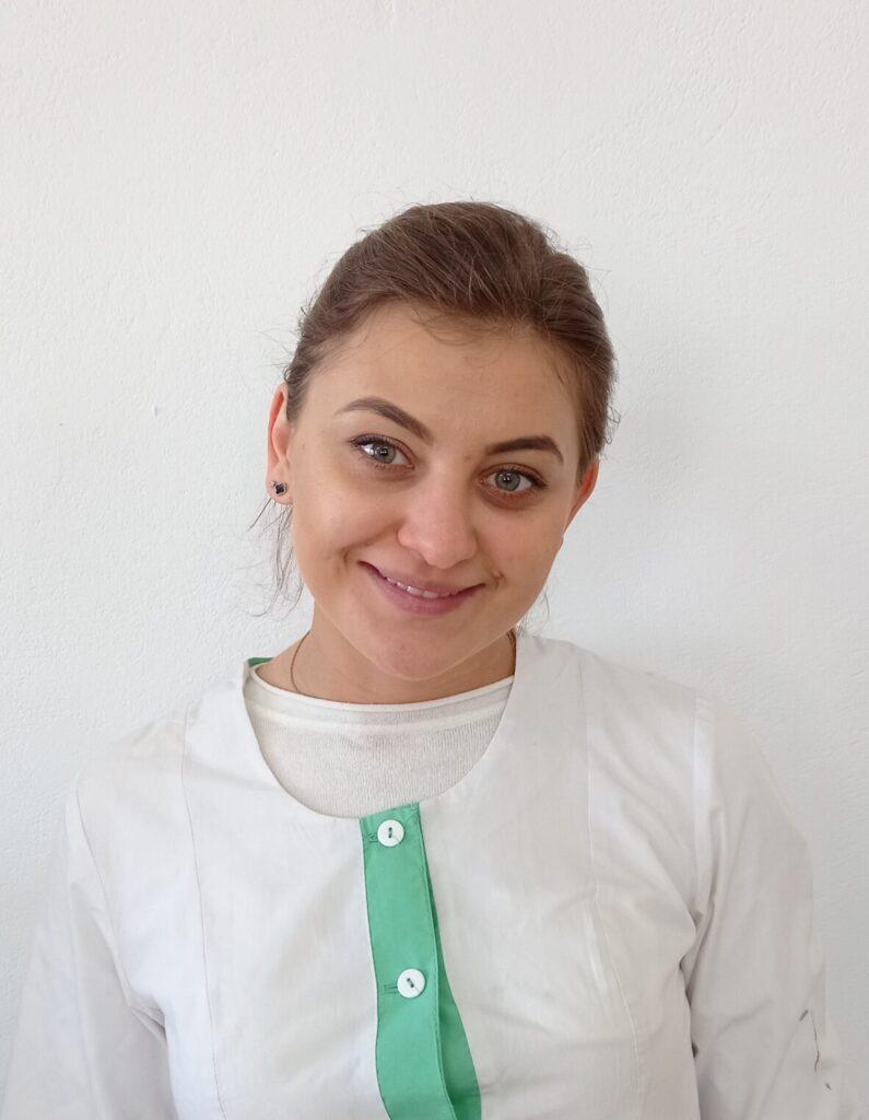 Удовенко Марія
